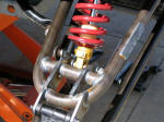 Fireball Racing - Kawasaki Teryx Long Travel Suspension