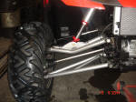 Funco Motorsports - Kawasaki Teryx Long Travel Kit with Sway-A-Way air shocks