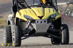 Kawasaki Teryx with Long Travel Suspension