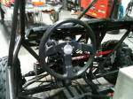 Steering Wheel with Unisteer Power Steering
