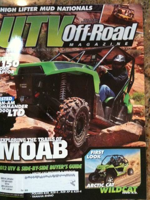 UTV Off-Road Magazine