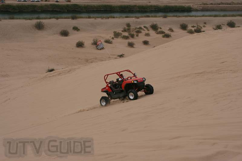 Test Hill near Gordon's Well in the Imperial Sand Dunes Recreation Area