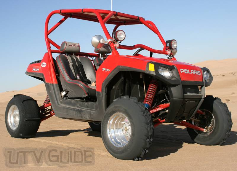 UTV Paddle Tire Review