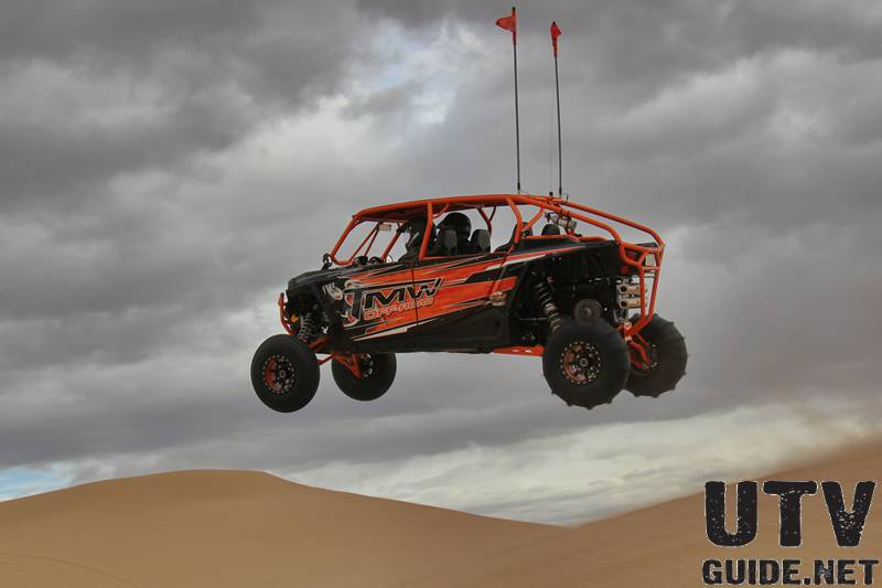 Tmw Off Road Orange Crush Rzr Xp4 1000 Utv Guide