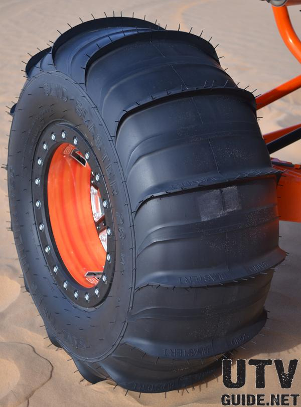 Paddle Tire