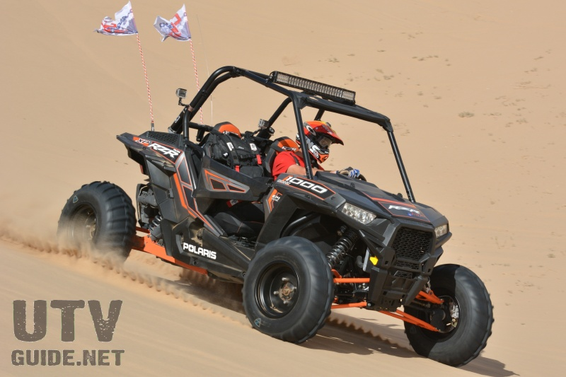 RZR XP 1000 with Delta FX tires