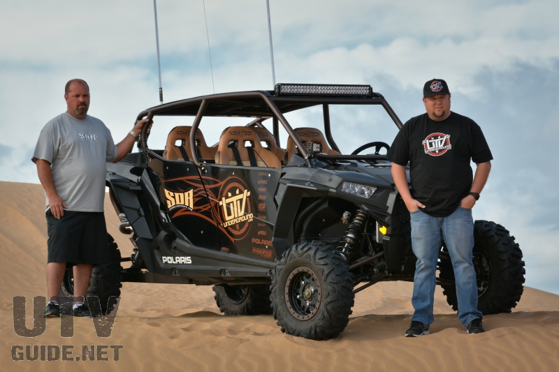 Battle Of The Builders Rzr Xp 4 1000 Utv Guide