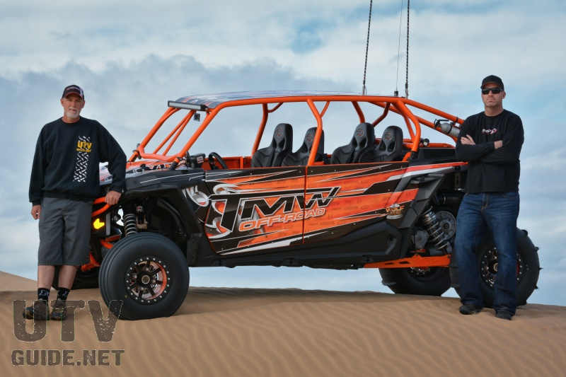 TMW Off-Road RZR XP4 1000