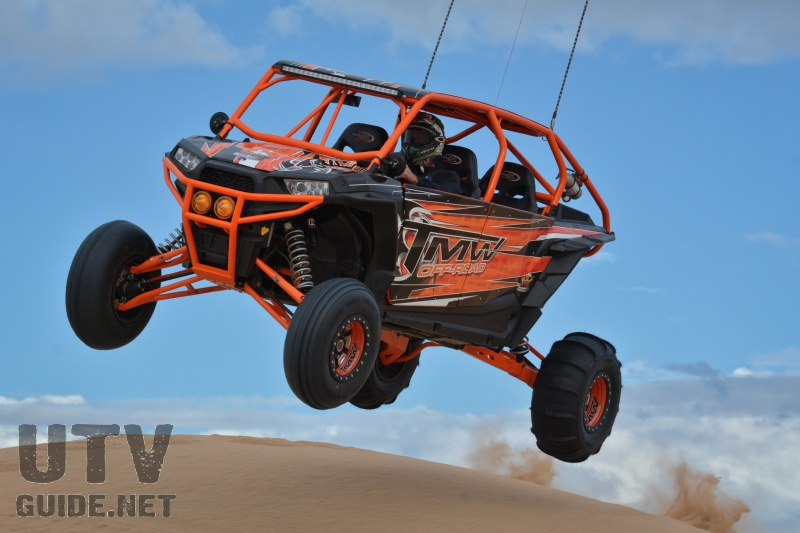 TMW Off-Road RZR XP 4 1000