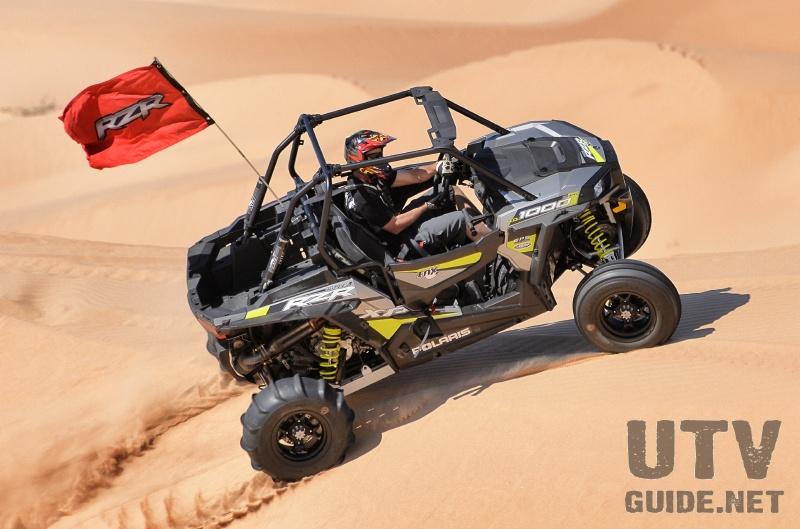 FOX Edition Polaris RZR XP 1000 Dune Review - UTV Guide