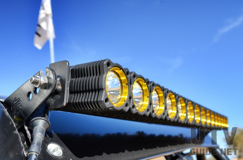 Flex Array LED Light Bars