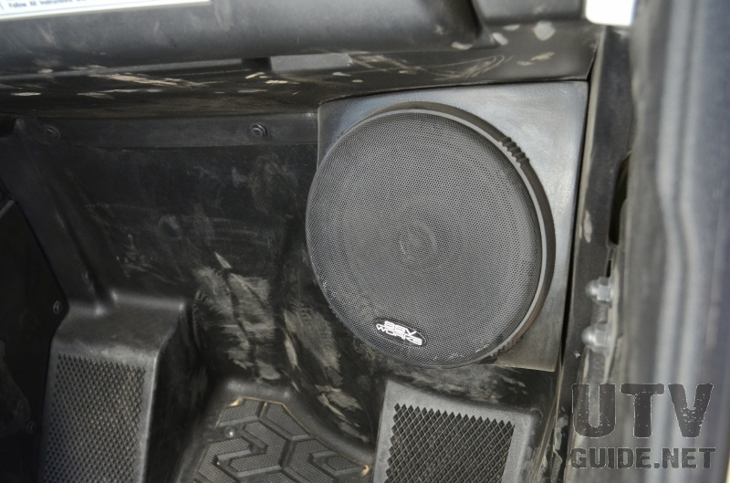 SSV Works Floor Mounted Speaker Pods