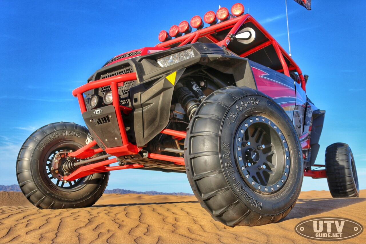 SDR Motorsports RZR XP4 Turbo