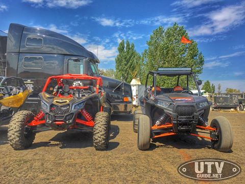 Maverick X3 vs. Polaris RZR XP 1000