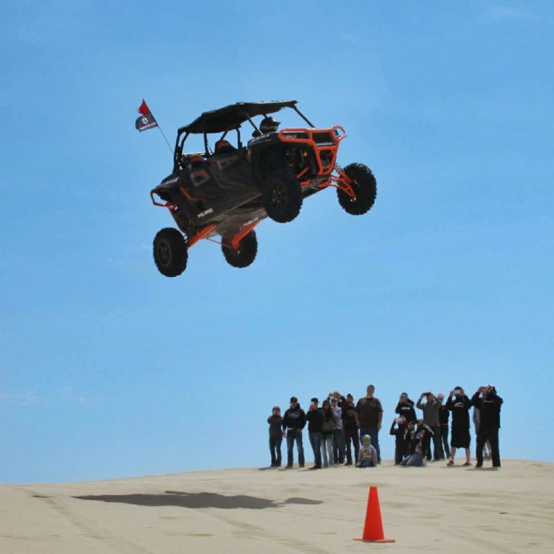 Oregon Dunes UTV Invasion