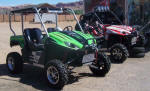 Moab UTV Rally - Kawasaki Teryx with DFR Long Travel (BrownRhino)