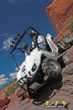 Warn Industries Yamaha Rhino at the UTV Rally in Moab