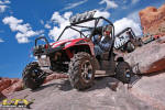 Warn Industries Kawasaki Teryx at the UTV Rally in Moab