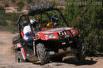 Arctic Cat Prowler at the UTV Rally in Moab