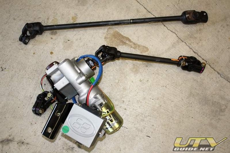Unisteer - Kawasaki Teryx Power Steering Unit
