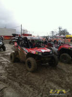 Polaris RZR XP - RJ Anderson - Walker Evans Racing