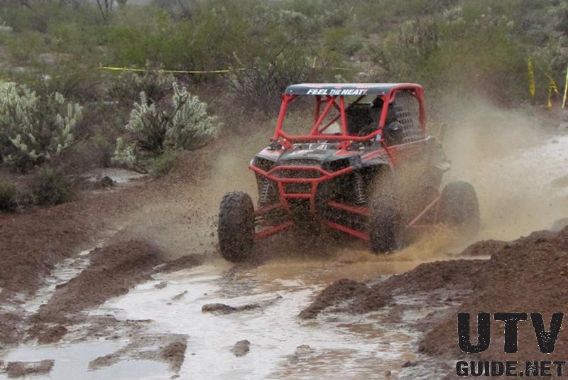 Ken Benson - DragonFire Racing Polaris RZR XP