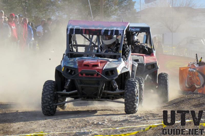 Polaris RZR 570 at WORCS round 2