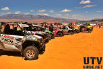Polaris RZR XP's at start of WORCS Racing Round 4