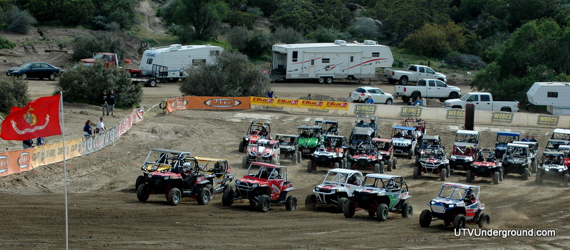 WORCS Round 4 at Cahuilla Creek - Side x Side Race