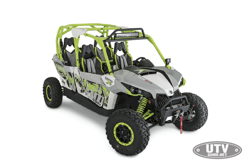 Can-Am Maverick MAX X ds Turbo
