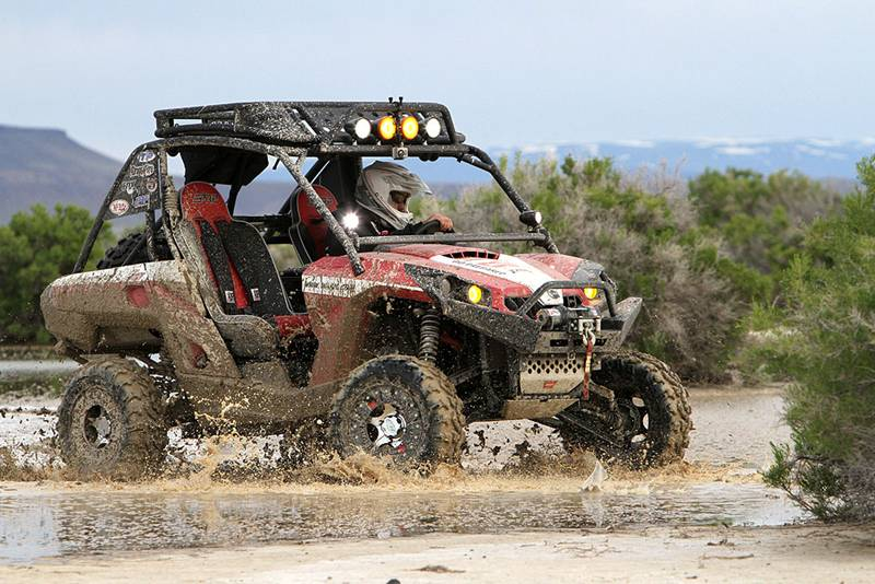 Warn - Can-Am Commander 1000