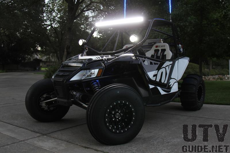 Colored Led Lights >> Lighting up our Wildcat - UTV Guide