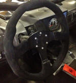 Quick Disconnect Steering Wheel