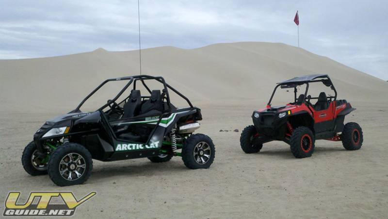 Arctic Cat Wildcat vs. Polaris RZR XP