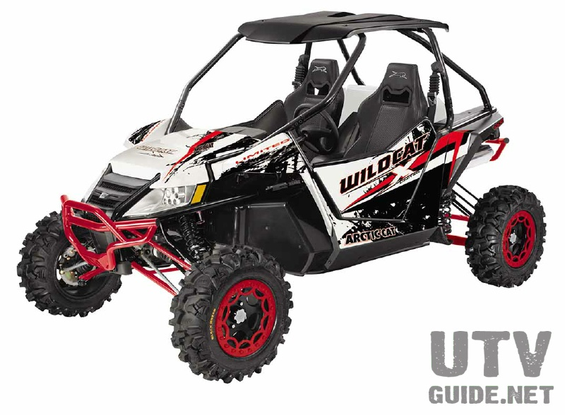 2015 Arctic Cat Wildcat X Limited