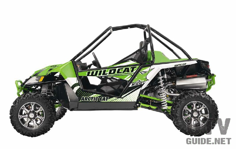 Arctic Cat Wildcat Trail Turbo