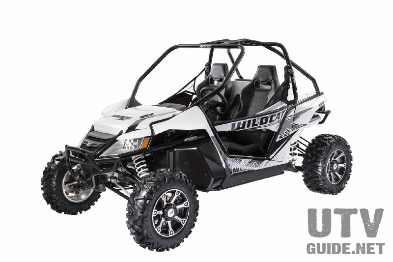 2015 Arctic Cat Wildcat X