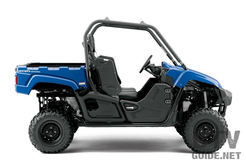 Yamaha Viking Rear Differential