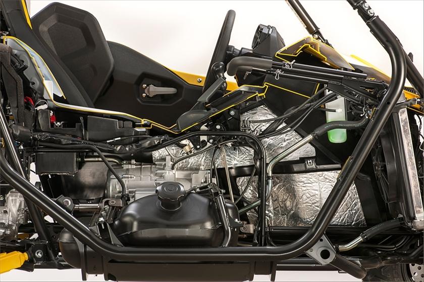 Yamaha YXZ1000R - UTV Guide