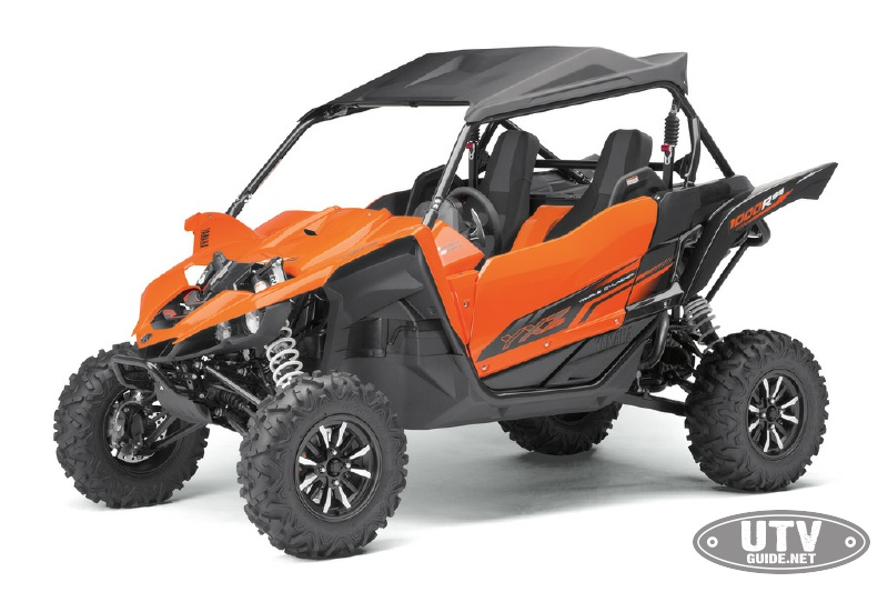 Yamaha YXZ1000R SS Blaze Orange / Black