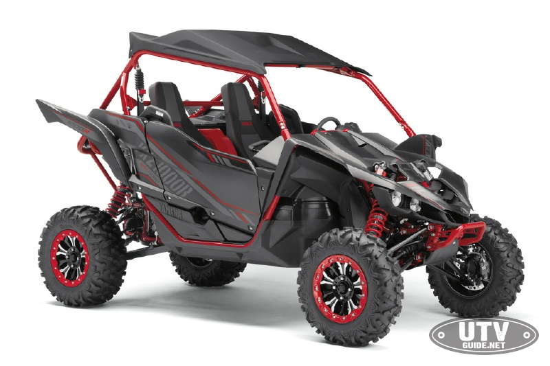 Yamaha YXZ1000R SS Special Edition Matte Black