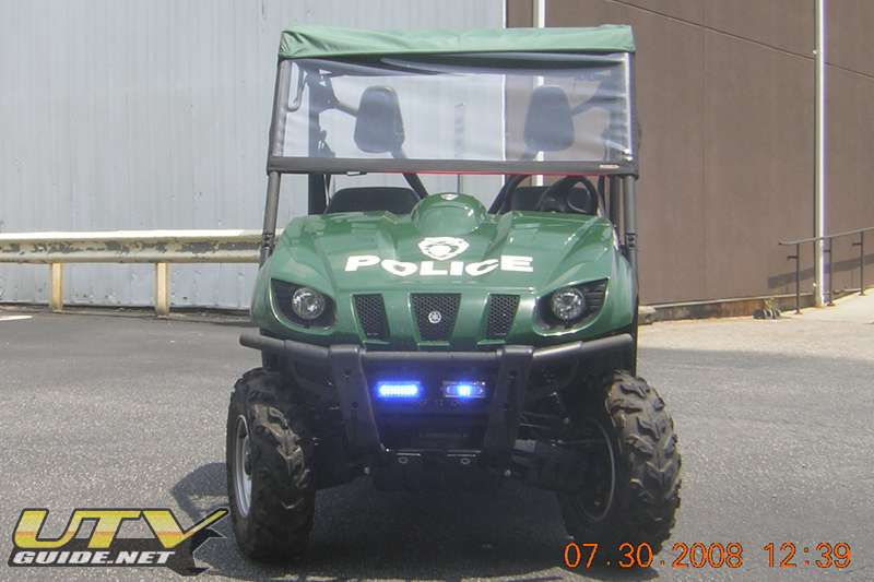 Honda Of Hickory >> Charlotte-Mecklenburg Police Department Yamaha Rhino - UTV ...