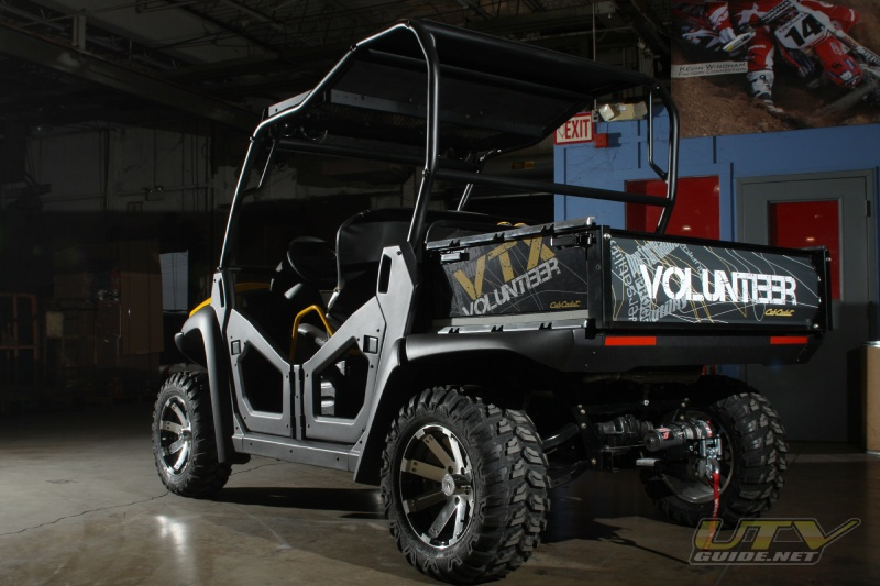 Cub Cadet Volunteer VTX