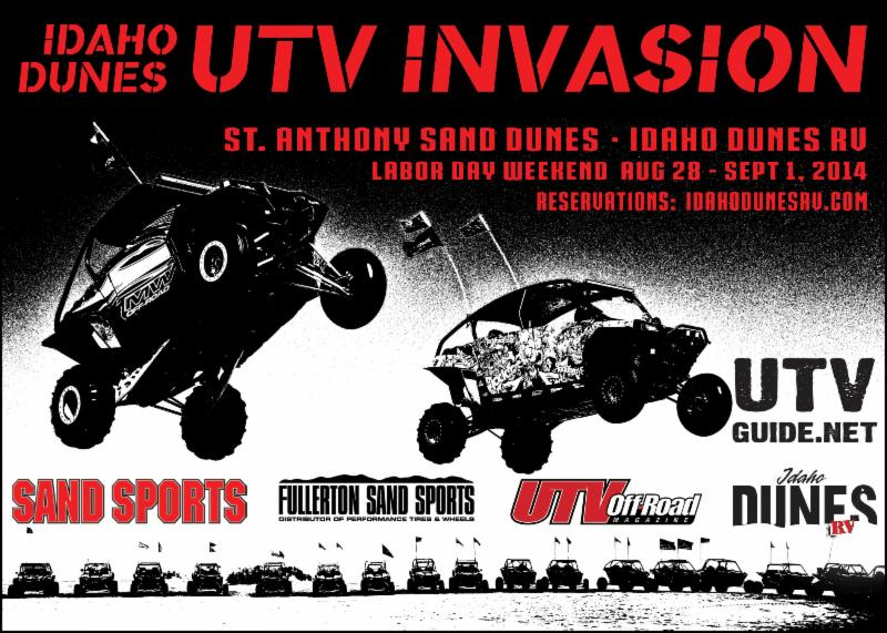 Idaho UTV Invasion