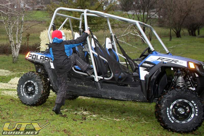 Polaris RZR 4 Rear Entry