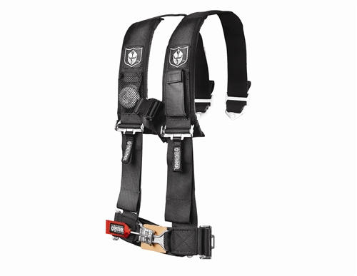 "5 Point 3"" Harness w/ Sewn in Pads"