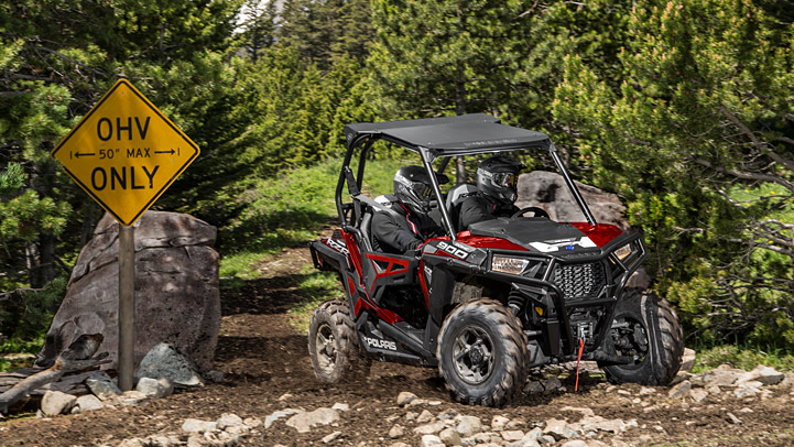 Trail Capable RZR 900