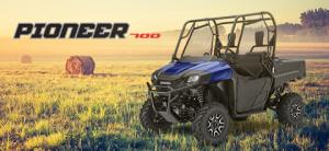 Honda Pioneer 700